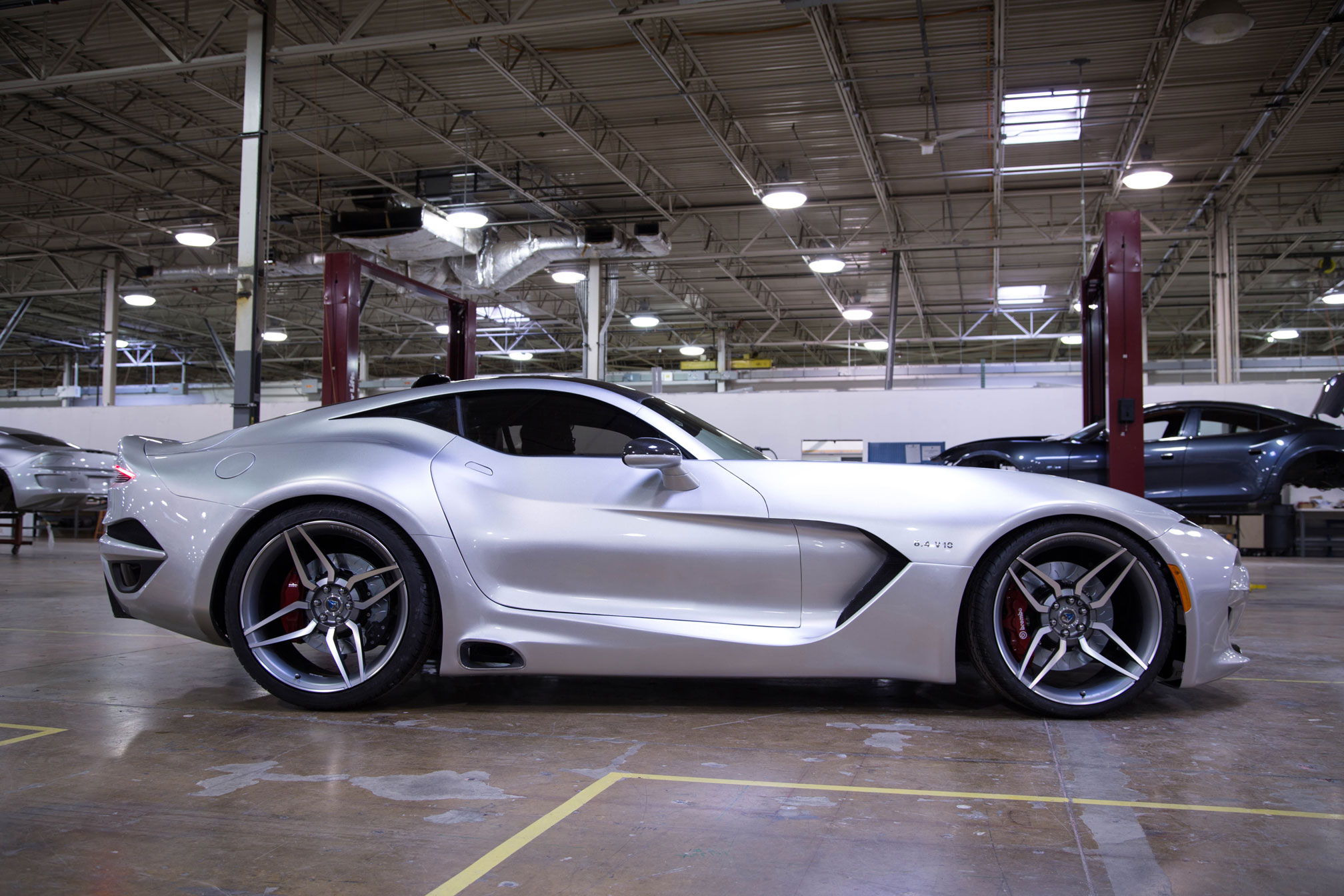Vlf Automotive A New American Luxury Car Company Is Born
